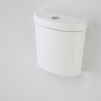 NEW 1 in box) Caroma Profile Cistern - White Ceramic - 2 Available - RRP $460.00 - Sale Price $150.00